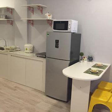 Cho thuê căn hộ studio Nguyễn Du quận 1