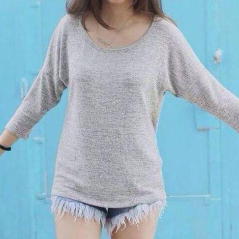 Áo dệt kim Chloe - Hàng Việt Nam xuất khẩu