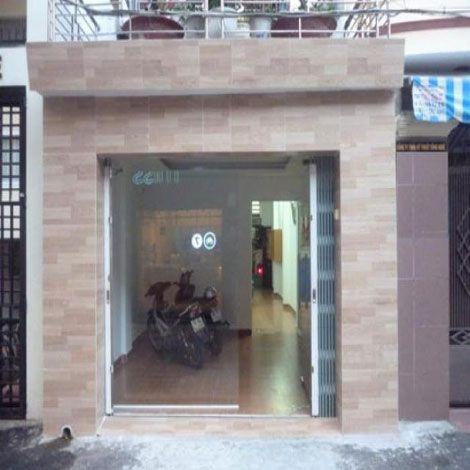 Nhà hẻm 6m đường Nguyễn Thái Bình quận Tân Bình