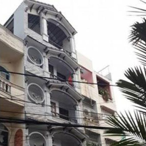 Nhà mới xây hẻm 15m đường Cộng Hòa quận Tân Bình