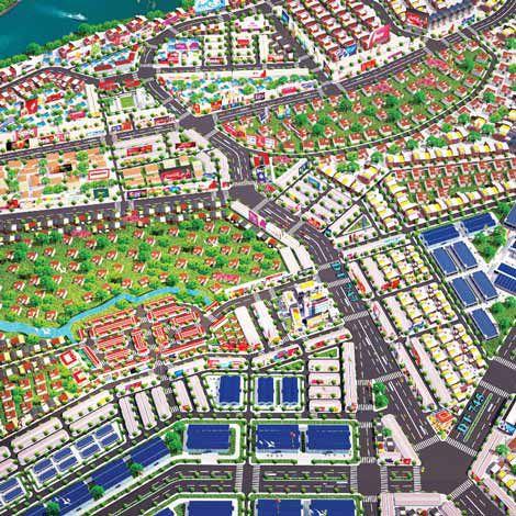 Tân Uyên lên đô thị loại III, bất động sản nhộn nhịp giao dịch