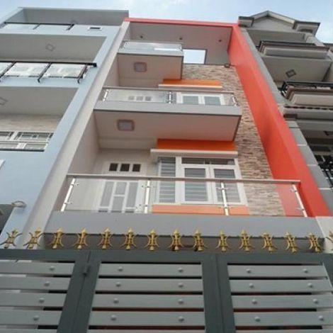 Nhà mới xây mặt tiền Ngô Gia Tự quận 10