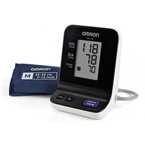 Máy đo huyết áp chuyên dụng Omron HBP 1100