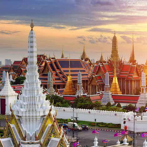 Chương trình đặc sắc Thái Lan - Campuchia