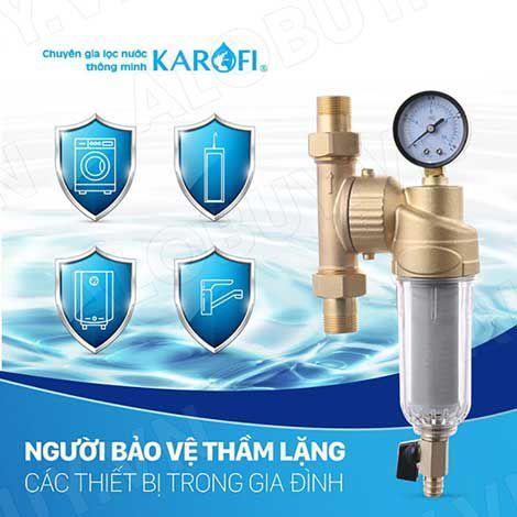 Bộ lọc nước đầu nguồn KAROFI K4A101