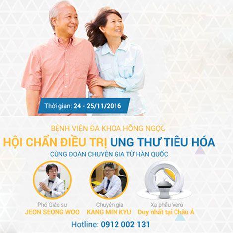 Hội chẩn và tư vấn điều trị ung thư miễn phí