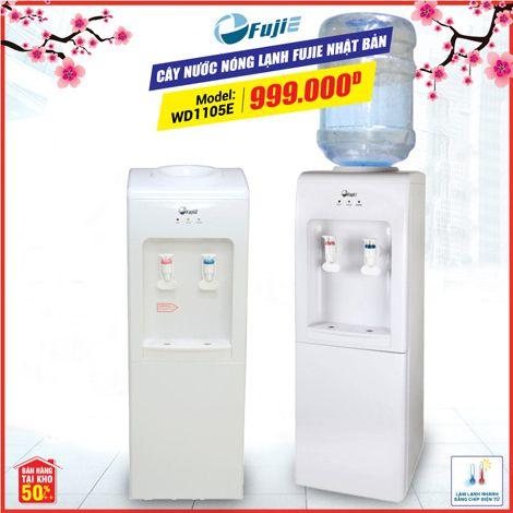 Cây nước nóng lạnh 2 vòi FujiE WD1105E