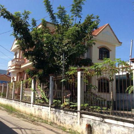 Bán hoặc cho thuê nhà mặt tiền đường Trần Phú Vĩnh Long