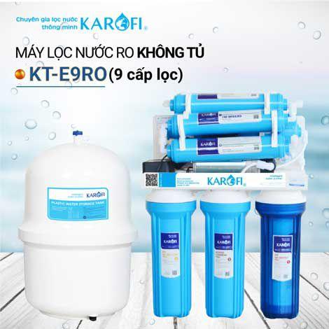 Xả kho máy lọc nước RO KAROFI KT-E9RO giá từ 4,15 triệu