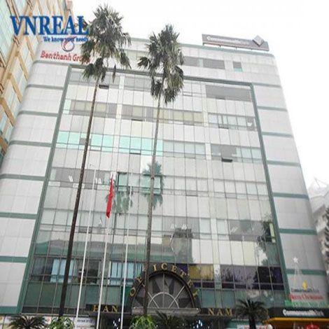 Cho thuê văn phòng tại cao ốc Han Nam Officetel Building