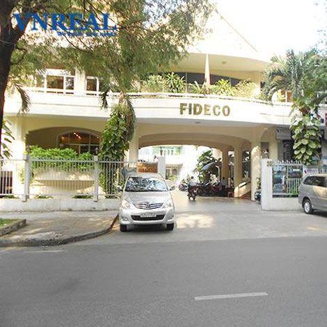 Cho thuê văn phòng tại cao ốc Fideco Building