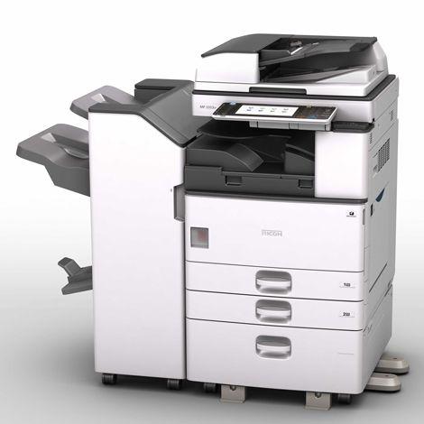 Cho thuê máy photocopy Ricoh MP 3053SP