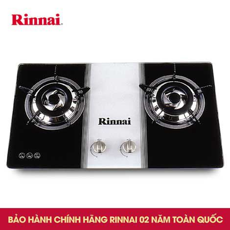 Xả kho bếp gas âm Rinnai RVB-2BG(W)N giá từ 2,39 triệu