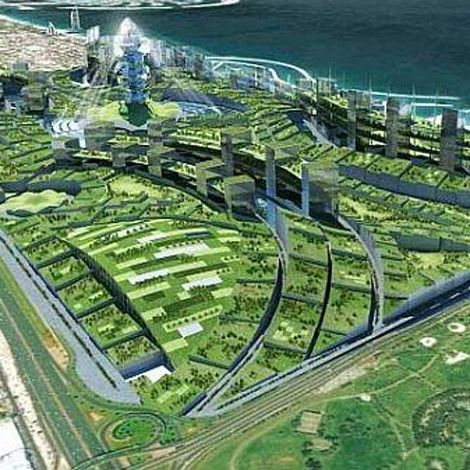 Mở bán đợt 1 khu đô thị Green City Đà Nẵng - nhiều ưu đãi