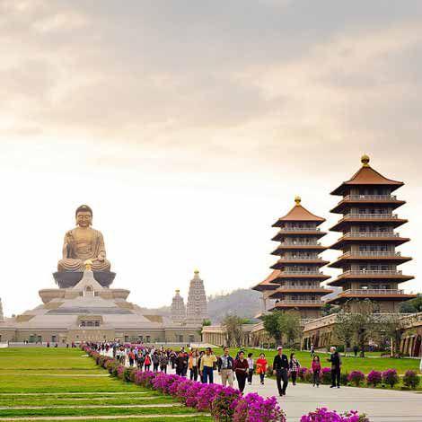 Du lịch và khám phá xuyên lãnh thổ Đài Loan