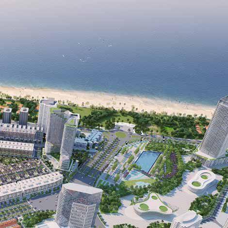 Sôi động thị trường BĐS đất nền ven biển Nha Trang