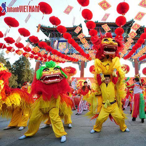 Lữ Hành Việt Nam ưu đãi tour nước ngoài đón Tết 2020