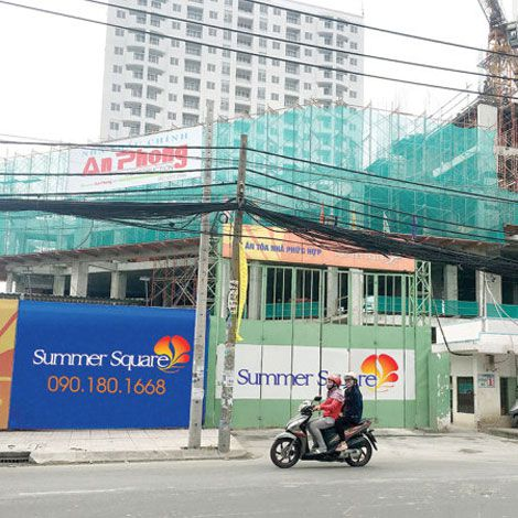 Nhà đất khu Tây Sài Gòn rục rịch tăng giá