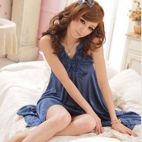 Đầm ngủ Rose