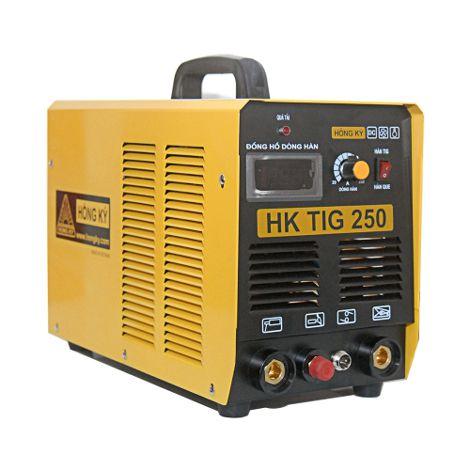 Máy hàn điện tử Hồng Ký HK TIG 250-220V, máy hàn Tig 250A