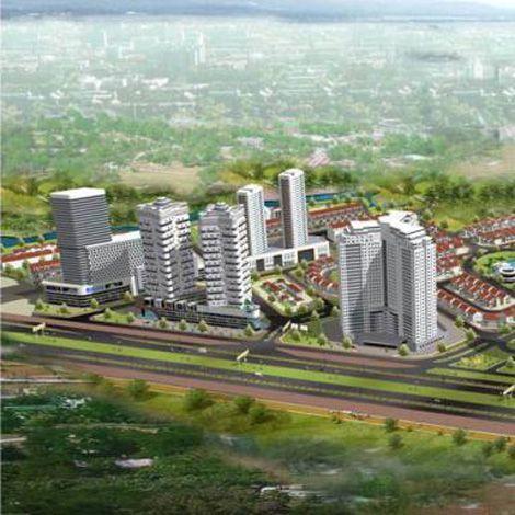 Căn hộ Happy City trên đường Nguyễn Văn Linh