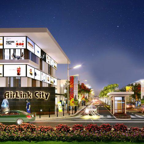 Triển vọng tươi sáng của Airlink City