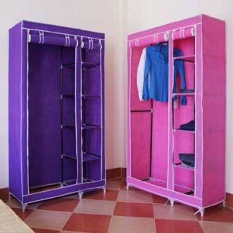 Tủ vải quần áo cao cấp