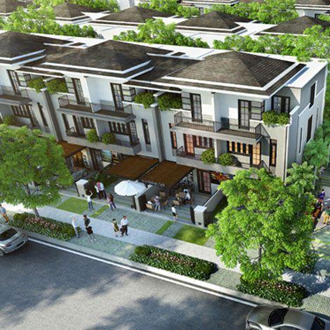 Không gian sống ở Nam Sài Gòn được lòng người mua