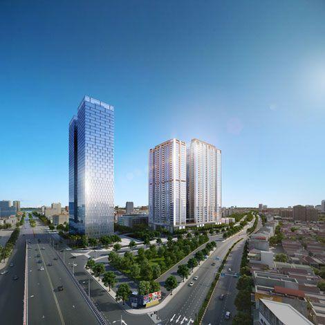 Vinhomes Metropolis kiến trúc hiện đại xứng tầm đẳng cấp