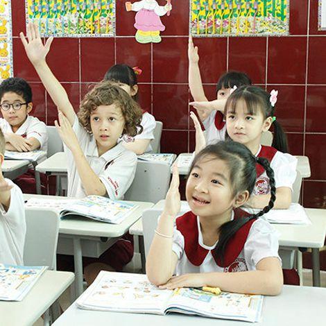 Quốc tế Á Châu nơi hội tụ đa dạng học sinh quốc tế