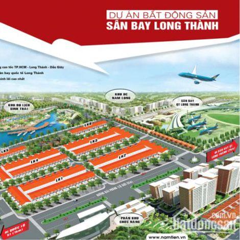 Dự án KĐT Victoria City phụ cận sân bay Long Thành