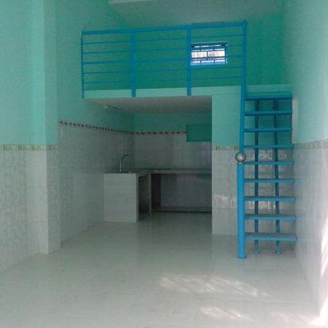 Nhà trên đường Nguyễn Văn Bứa đang kinh doanh phòng trọ