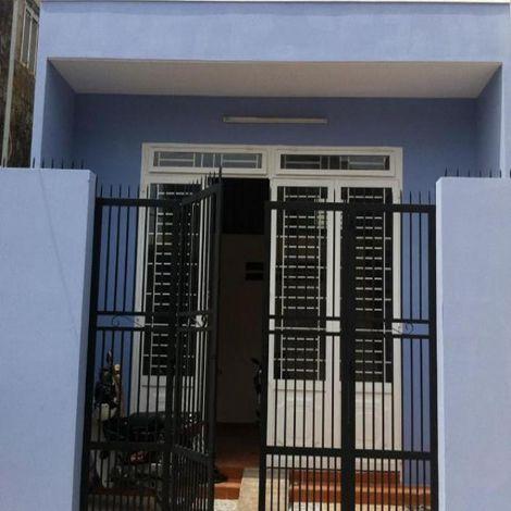 Nhà mặt tiền đường Thân Nhân Trung quận Tân Bình
