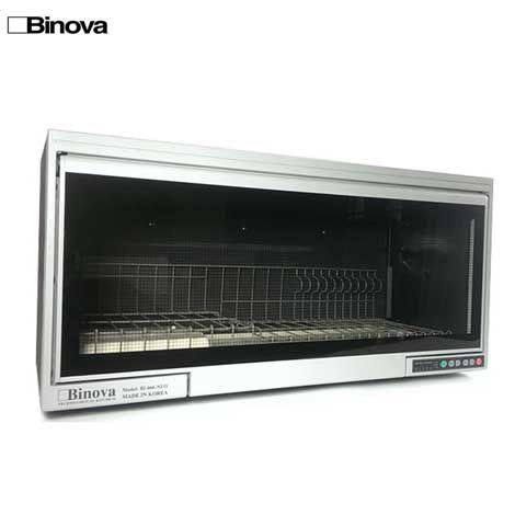 Máy sấy chén tự động treo tủ bếp Binova BI-666 NEO