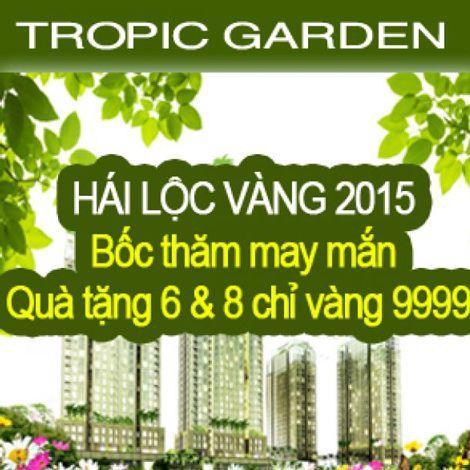 Căn hộ Tropic Garden Thảo Điền quận 2