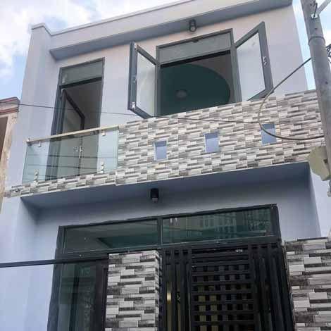 Cần bán gấp nhà trên đường Phạm Văn Đồng, Q.Gò Vấp