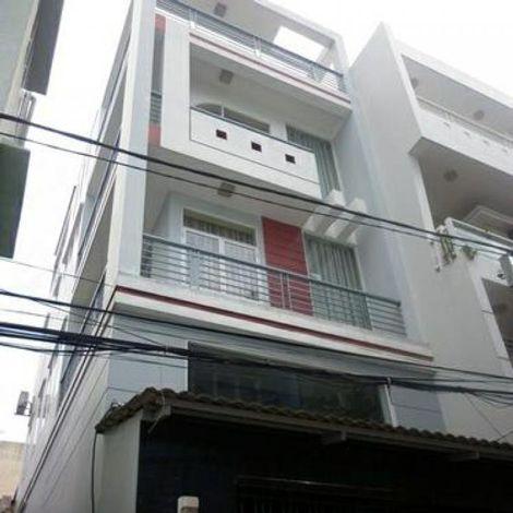 Nhà hẻm 8m đường Ba Vân quận Tân Bình