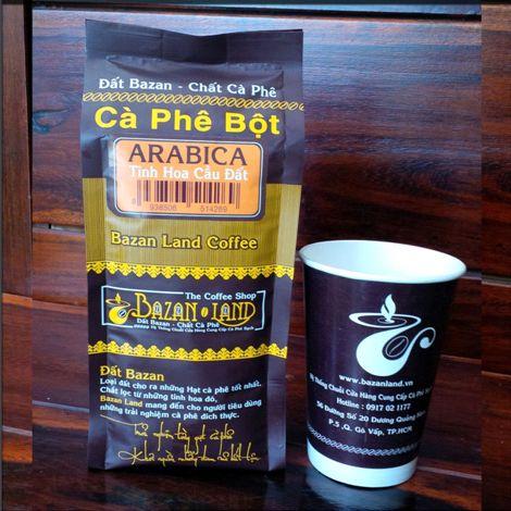 Coffee Arabica - Tinh hoa cầu đất
