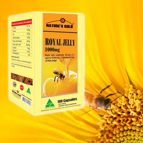 Sữa Ong Chúa - Royal Jelly