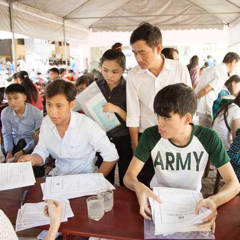 Trúng tuyển ĐH Duy Tân bằng học bạ với những thí sinh thi THPT đợt 2