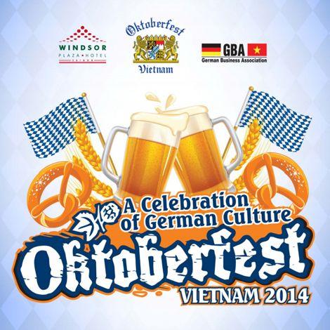 Hòa nhịp sôi động cùng lễ hội bia Đức Oktoberfest Việt Nam