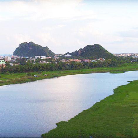 Đà Nẵng - đánh thức tiềm năng lưu vực sông Cổ Cò