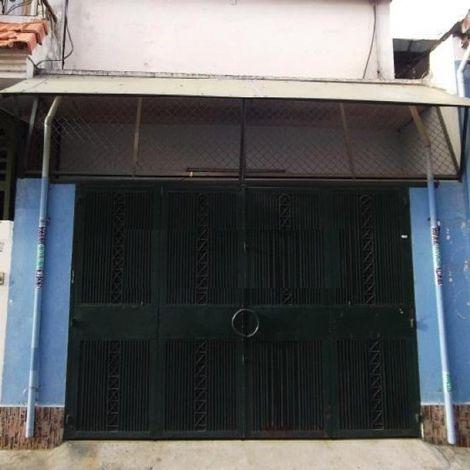 Nhà hẻm 4m đường Phạm Văn Hai quận Tân Bình