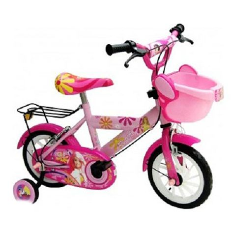 Xe đạp trẻ em M702-X2B - số 19 My Girl màu hồng