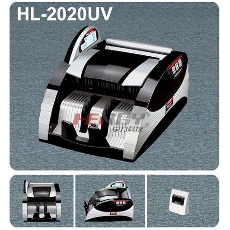 Máy đếm tiền Henry HL 2020UV