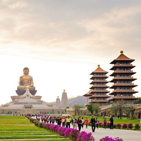 Du lịch thắng cảnh Đài Loan 5 ngày