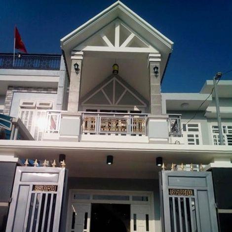 Nhà 2 mặt tiền chợ Dĩ An 1 Bình Dương giá chỉ 970 triệu
