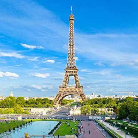 Tour du lịch châu Âu đặc sắc tháng 8