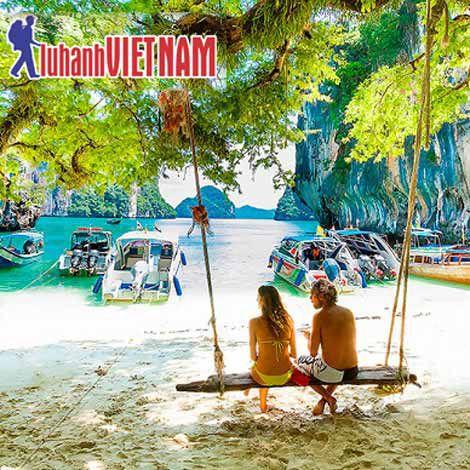 Tour mới - bay thẳng đến Phuket chỉ 8,49 triệu đồng