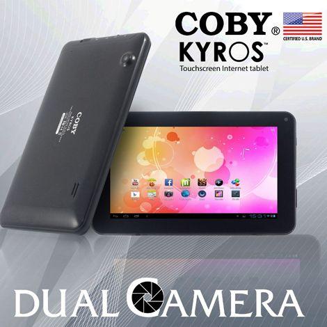Máy tính bảng Coby Kyros MID7038-8